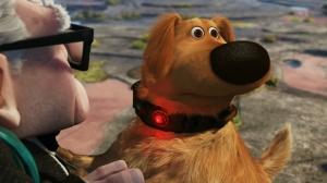 """""""SQUIRREL!""""  Photo: Disney/Pixar"""
