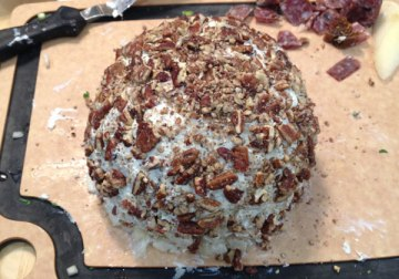 Blue Cheese and Pecan
