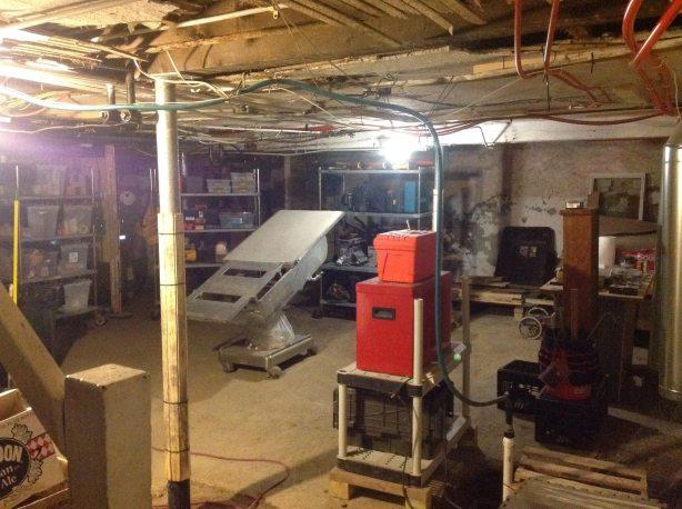vault basement